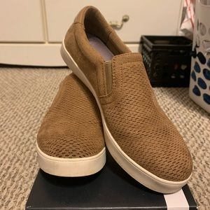 Women's Size 6.5 Canvas Slip-On